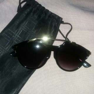 Black Shades from Metro Sunnies