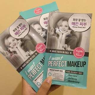 Ready for Makeup Mask
