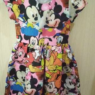 Dress mickey mouse