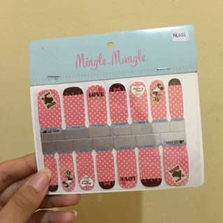 Sticker Kuku Minnie
