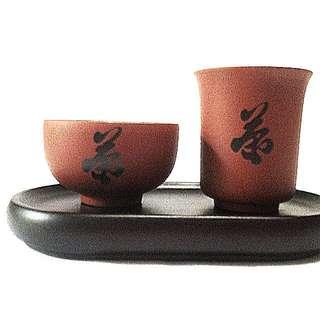 Mini Chinese Tea Cup  Set