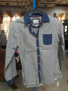 Original Lee Cooper button down top