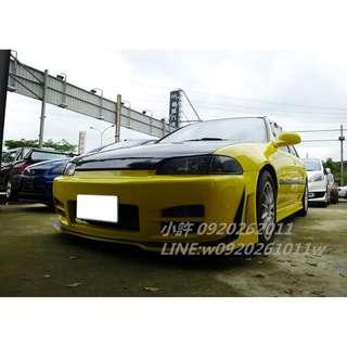 1996年 本田 k6 美規 無車身碼 正牌 車在桃園 0920262011