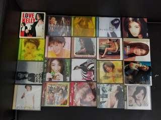陳慧琳梁詠琪CD