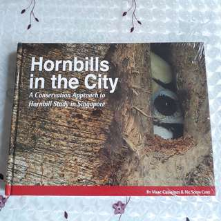 Hornbills In The City Book with DVD by Marc Cremades & Ng Soon Chye