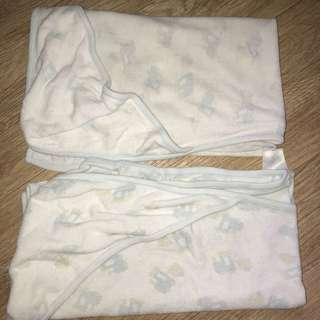 Babies R Us Baby Towels Set of 2