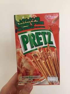 Pretz tom yum