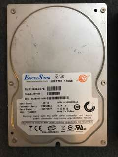 ExcelStor HDD 160GB SATA