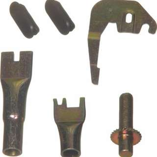Wagner H2707 Drum Brake Self Adjuster Repair Kit, Rear Right