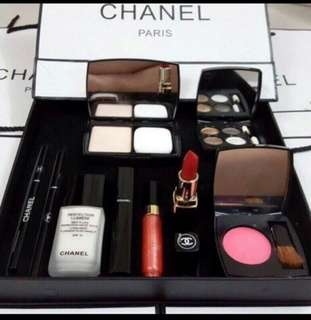 Chanel 9 in 1 Makeup Gift Set