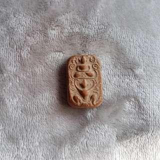 Thai Amulet, Lp Parn Garuda, Wat Bang num Kho
