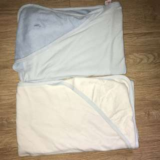 Baby Hooded Towels Set of 2