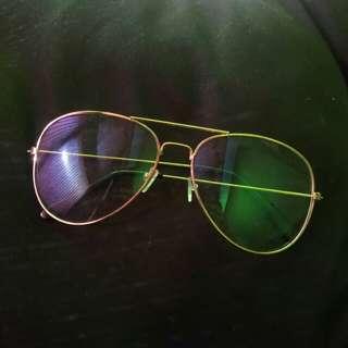 Rose Gold Specs