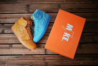 NIKE Air Jordan 1 Gatorade