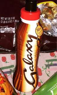 Imported Chocolate Drinks