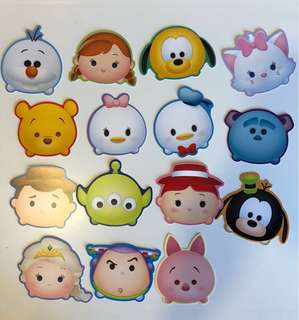 Disney Tsum Tsum $10 for 3, $5@