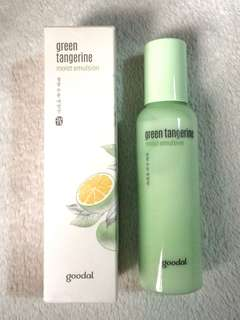 Goodal Green Tangerine Moist Emulsion