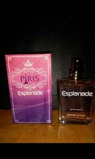 Parfum esplanade paris