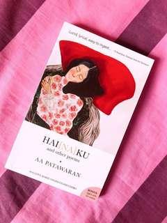HAINAKU poem book