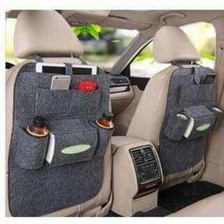 Carback seat Organizer