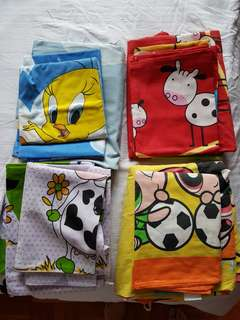Kids Single size bedsheets