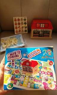 20週年紀念復刻版紅屋仔錢箱