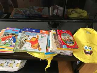 Kids oxford and other English story books