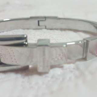 MK pink  bangle bracelet