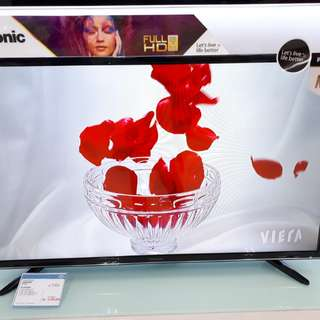Led Tv Panasonic 43 inch MURAH (Kredit TANPA CC)