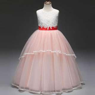 Princess Dress flower dress (Instock)