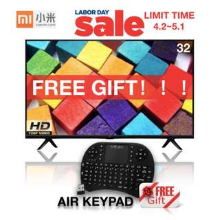 PROMOTION for 32inch Xiaomi android TV 4A FULL HD sale price