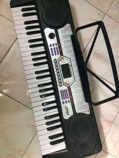 Seranata S101 54 keys Beginner-Keyboard