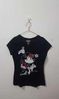 [FREEONG] Kaos Disney Minnie Mouse