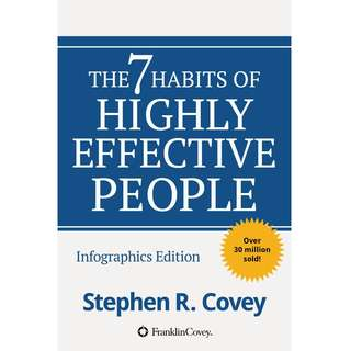 [EBOOK] The 7 Habits of Highly Effective People: Powerful Lessons in Personal Change - Stephen R. Covey
