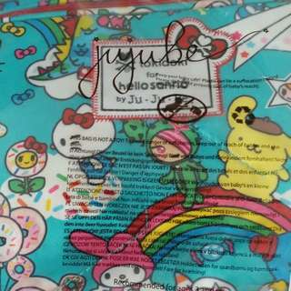 Jujube Hello Sanrio Fuel Cell Insulated Bag - Rainbow Dreams