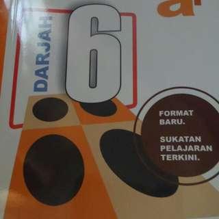 P6 Malay book