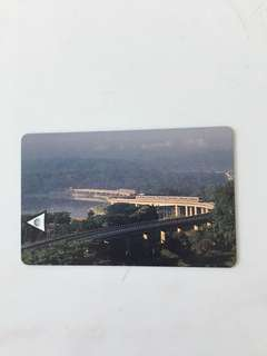 MRT Card - Single Trip (MRT track)