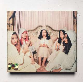 Red Velvet - The Velvet album