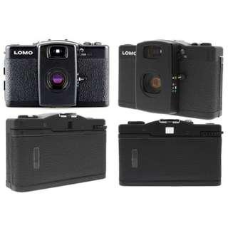 Lomo LC-A+ Camera