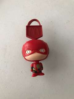 Flash Bubblehead from McDo Limited Edition