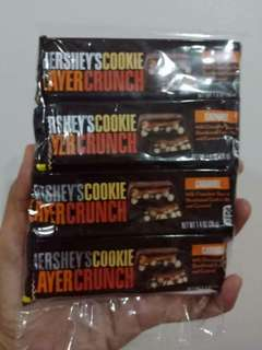Hershey's Cookie Layer Crunch