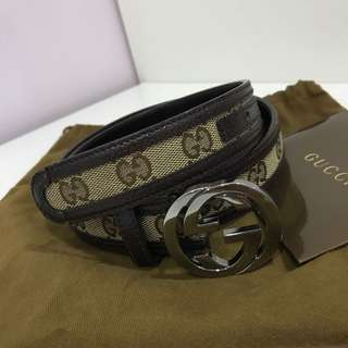Gucci Belt for Women authentic
