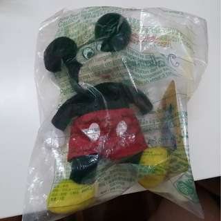 Mickey Mouse McDonalds Walt Disney  World Resort in Florida Millenium Collectibles Year 2000
