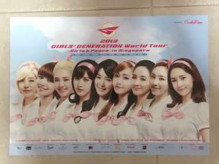 SNSD/Taylor Swift poster