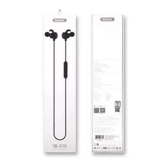 BNIB Remax RB-S10 bluetooth earrpiece