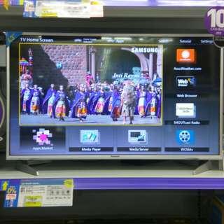 "Panasonic LED SmartTV 43"" Cicilan Tanpa CC Proses 3menit Cair Free 1x Angsuran"
