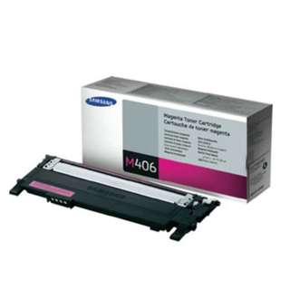[In Stock] Magenta Toner CLT-M406S for Printer Samsung CLX3305W (Original) + Delivery