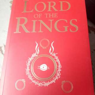 Lord of the ring LOTR full edition
