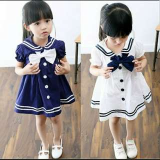DRESS SAILOR KID