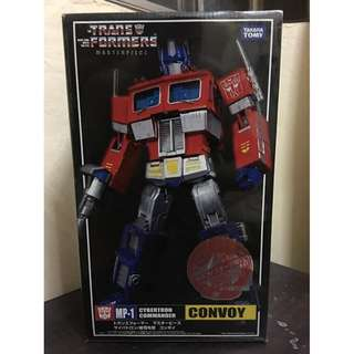 MP01-L Convoy ? Optimus Prime